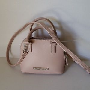Betsey Johnson top handle crossbody